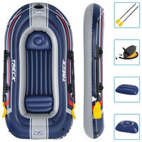 Bestway Hydro-Force Treck x2 Set Inflatable Boat 255x127 cm