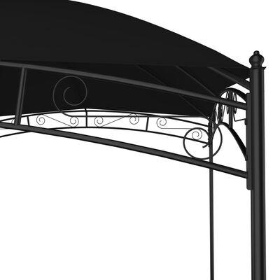 vidaXL Zahradní altán 3 x 3 m antracitový 180 g/m²