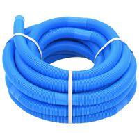 vidaXL Bazénová hadice modrá 38 mm 15 m