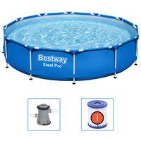 Bestway Steel Pro Bazén s rámem 366 x 76 cm