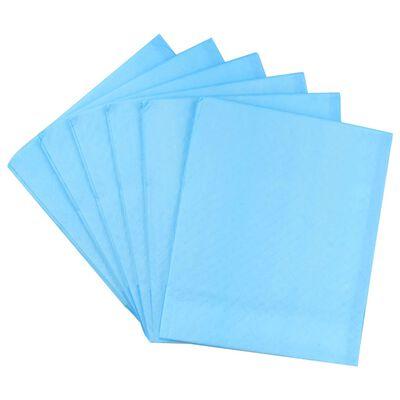 vidaXL Pleny pro psy 200 ks 90 x 60 cm netkaná textilie