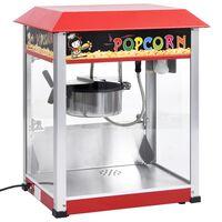 vidaXL Popcorn Maker Machine with Teflon Cooking Pot 1400 W