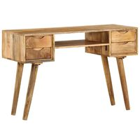 vidaXL Psací stůl z masivního mangovníkového dřeva 115 x 47 x 76 cm