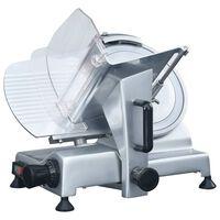 vidaXL Profesionální elektrický kráječ na maso 250 mm