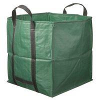 Nature Vak na zahradní odpad čtvercový zelený 325 l 6072401