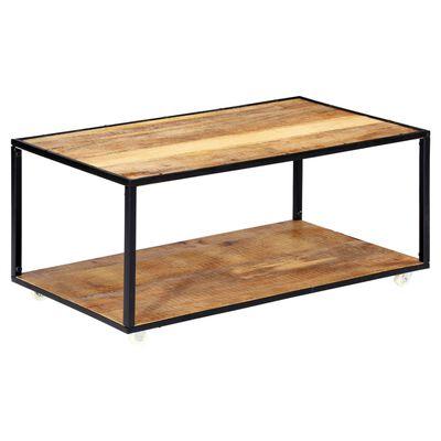 vidaXL Konferenční stolek 90 x 50 x 40 cm masivní recyklované dřevo