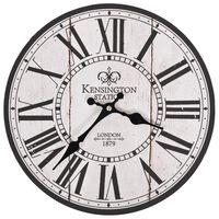 vidaXL Vintage nástěnné hodiny 30 cm Londýn