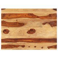 vidaXL Stolní deska masivní sheeshamové dřevo 15–16 mm 60 x 90 cm