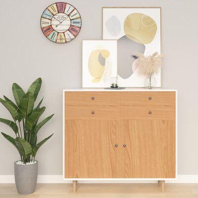 vidaXL Samolepící tapeta na nábytek světlý dub 500 x 90 cm PVC, Lightoak