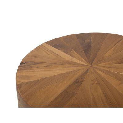 Dřevěný Noční Stolek Brant