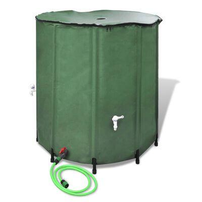 Skládací nádrž pro dešťovou vodu 500 L