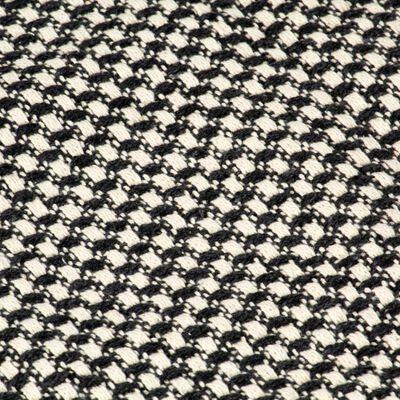 vidaXL Přehoz bavlna 160 x 210 cm antracitový
