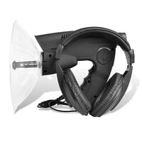 Zesilovač zvuku - poslechové & pozorovací zařízení