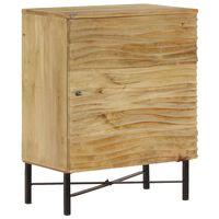 vidaXL Příborník z masivního mangovníkového dřeva 60 x 35 x 75 cm