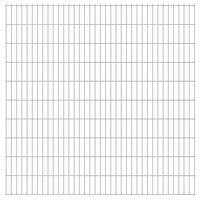 vidaXL 2D zahradní plotové dílce 2,008 x 2,03 m 42 m (celková délka)