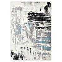 vidaXL Koberec modrý 160 x 230 cm PP