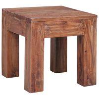 vidaXL Konferenční stolek 30 x 30 x 30 cm masivní recyklované dřevo
