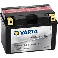 Varta Motobaterie Powersports AGM TTZ14S/TTZ14-BS