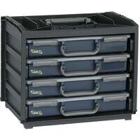 Raaco Box na součástky Handy Box s 55 x 4 organizéry 136242