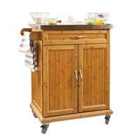 SoBuy FKW13-N Kuchyňský kuchyňská skříňka kuchyňský ostrov