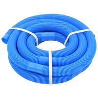 vidaXL Bazénová hadice modrá 38 mm 6 m