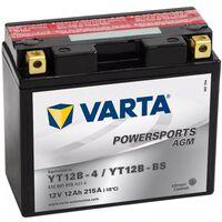 Varta Motobaterie Powersports AGM YT12B-4/YT12B-BS