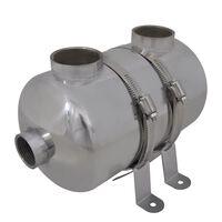 Výměník tepla pro bazén 292 x 134 mm 28 kW