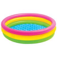 Intex Nafukovací bazén 3 kruhy 147 x 33 cm