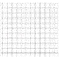 vidaXL Zahradní pletivo vlnitá mřížka nerez ocel 100x85cm 21x21x2,5mm