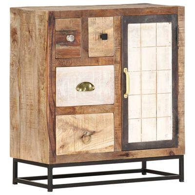 vidaXL Příborník 60 x 30 x 70 cm masivní recyklované dřevo