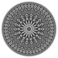 Esschert Design Venkovní koberec průměr 170 cm