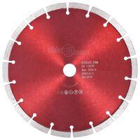 vidaXL Diamantový řezací kotouč ocel 230 mm