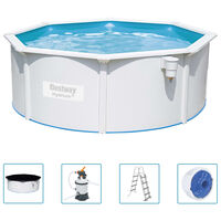 Bestway Hydrium Nadzemní bazén s rámem kulatý 360 x 120 cm