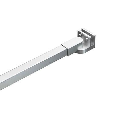 vidaXL Podpůrné rameno pro sprchový kout nerezová ocel 47,5 cm