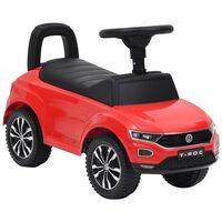 vidaXL Odrážedlo Volkswagen T-Roc červené