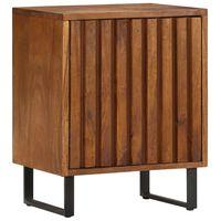 vidaXL Noční stolek 40 x 30 x 50 cm masivní mangovníkové dřevo