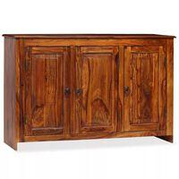 vidaXL Příborník z masivního sheeshamového dřeva 115 x 35 x 75 cm