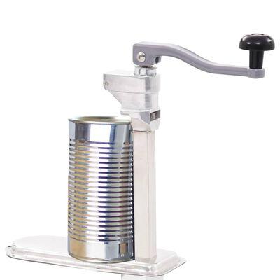 vidaXL Otvírák na konzervy stříbrný 70 cm hliník a nerezová ocel