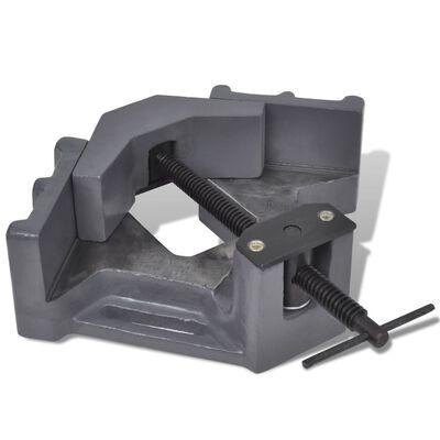 vidaXL Úhlová svěrka pod vrtačku ručně ovládaná 115 mm,