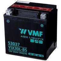 VMF Powersport Liquifix baterie12 V 30 Ah YIX30L-BS