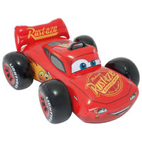 Intex Cars Ride-on Red 84x109x41 cm
