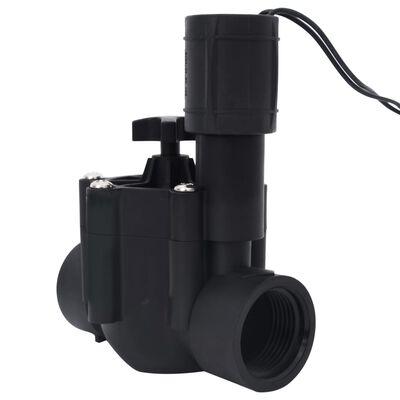 vidaXL Elektromagnetické ventily pro zavlažování 2 ks AC 24 V