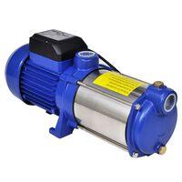 Proudové čerpadlo 1300 W 5100 L / h , modré