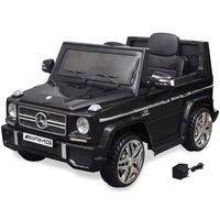 vidaXL  Elektrické vozítko Mercedes Benz G65 SUV 2 Motors černé