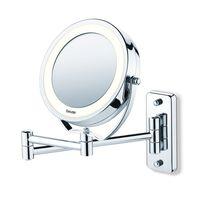 Beurer osvětlené kosmetické zrcátko BS59 stříbrné 584.10