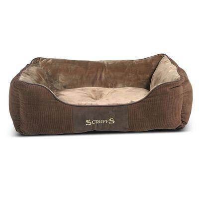 Scruffs & Trumps Zvířecí pelech Chester velikost L 75x60 cm hnědý 1167