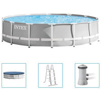 Intex Rámový bazén Prism Frame Premium 427 x 107 cm