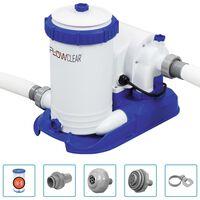 Bestway Bazénové filtrační čerpadlo Flowclear 9463 l/h
